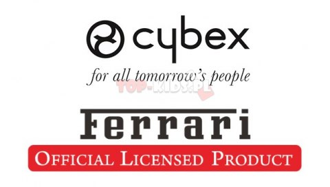 Cybex Ferrari Official Licenced Product