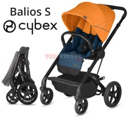 Wózek spacerowy Balios S Cybex Tropical Blue