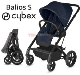 Wózek spacerowy Balios S Cybex Denim Blue