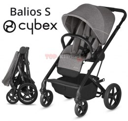 Wózek spacerowy Balios S Cybex Manhattan Grey